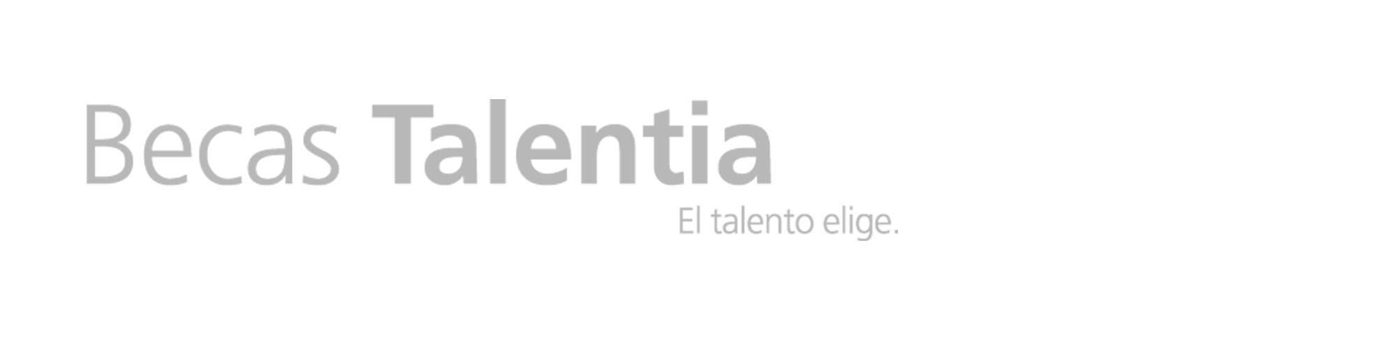 La Roca logos support becas Talentia