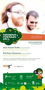 Raul Santos y Alexis Morante Catedra de Emprendedores
