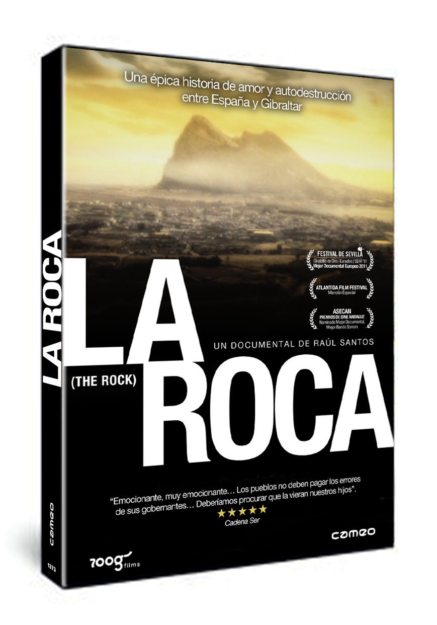 DVD LA ROCA